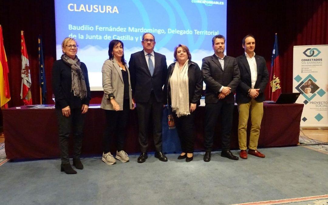 Visión Responsable en la presentación del Anuario de Corresponsables en Burgos